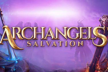 Archangels Salvation slot machine.