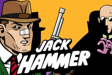 Jack hammer slot game.