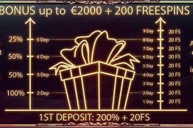 joycasino welcome bonus