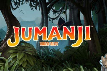 Jumanji game slot game.