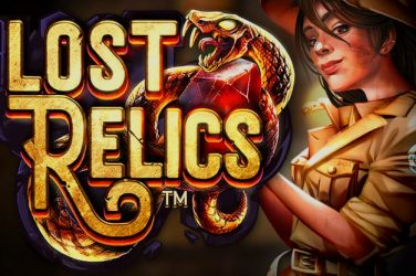 Lost relics slot game.