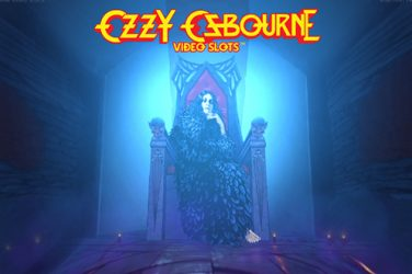 Ozzy Osborne slot machine