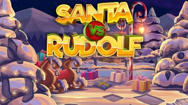 Spiele Santa Vs Rudolf - Video Slots Online