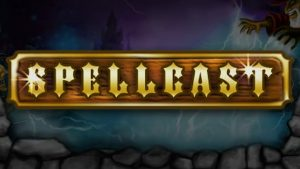 Spellcast slot game.
