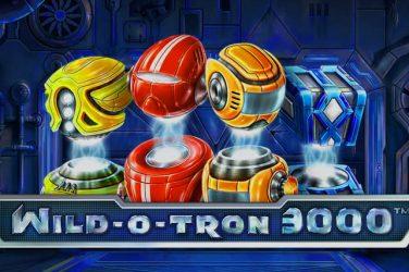 Wild o tron slot 3000.