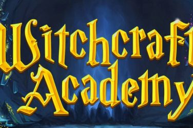 Witchcraft Academy slot game.