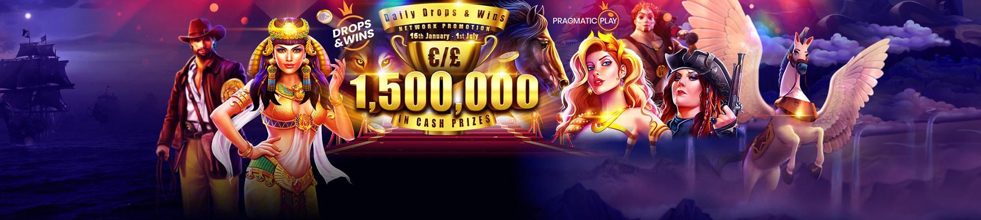 ArgoCasino daylidrops and wins 1500000