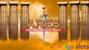 Ares the battle for troy.