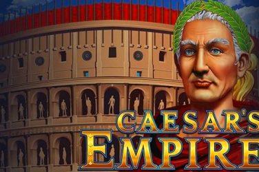 Caesars Empire online slot.