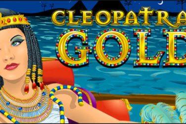 Сleopatra's Gold Slot game.
