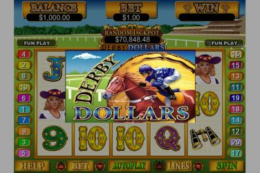 Derby Dollars Online Slot