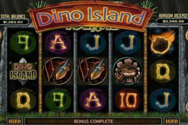 Dino Island slot game