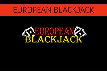 European Blackjack.