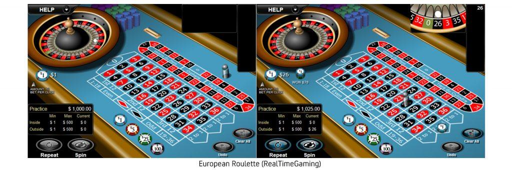 European roulette free online.