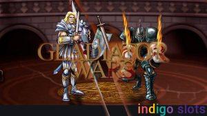 Gladiator Wars online slot.