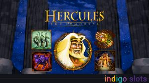 Hercules oline slot.