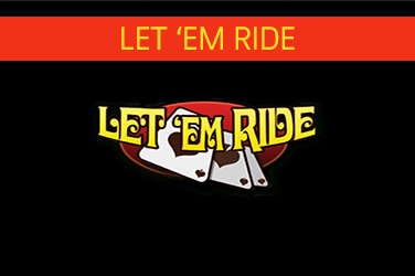 Let them ride game.