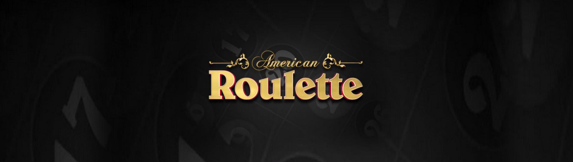 American Roulette casino.