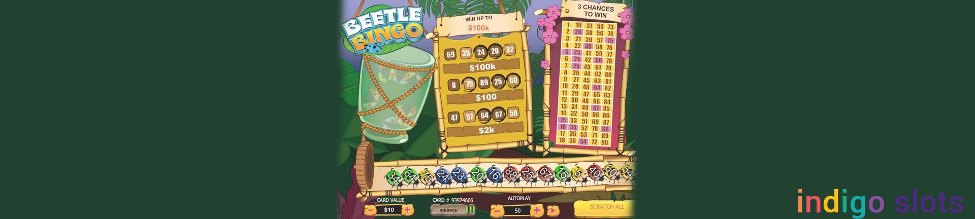 Bingo online slot.