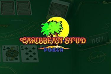 Caribbean Stud Poker logo.