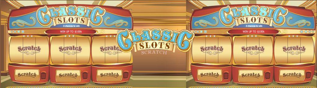 Classic slots scratch.