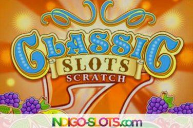 Scratch game.