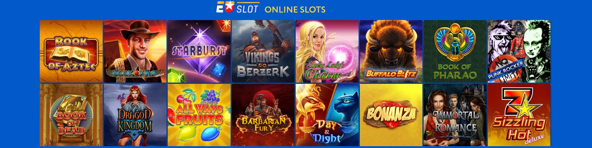 Euslot Casino Slots.